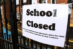 School Lockdown UK