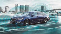 Honda autonomy